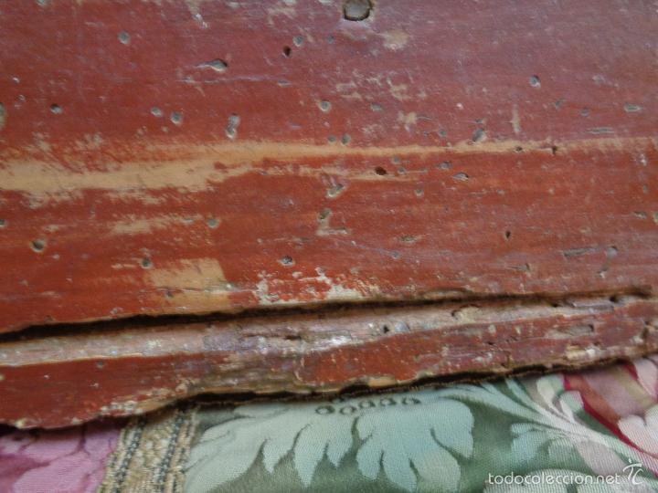 Antigüedades: MENSULA DORADA S.XVII - Foto 10 - 66793270