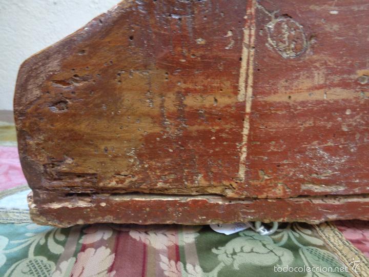 Antigüedades: MENSULA DORADA S.XVII - Foto 11 - 66793270