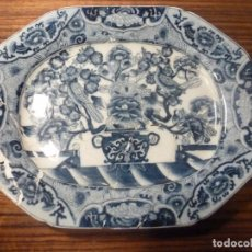 Antigüedades: BANDEJA DE PORCELANA CHINA. Lote 66812202
