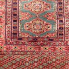 Antigüedades: ALFOMBRA PAKISTAN EXTRA 169 X 063. Lote 66828598