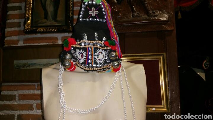 GORRO DE JOVEN THAI CHIANG MAI (Antigüedades - Moda - Sombreros Antiguos)