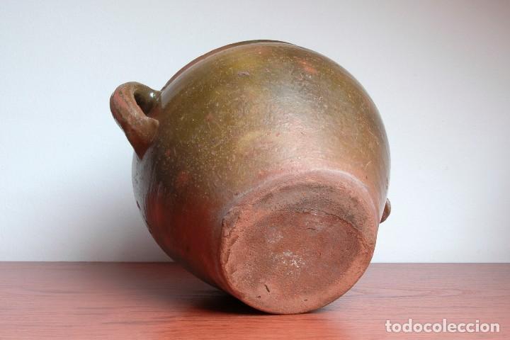 Antigüedades: C096.- OLLA - ORZA - CAZUELA DE NAVAL - Foto 5 - 66944234