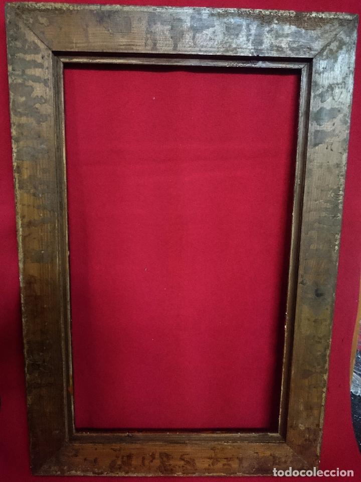 antiguo marco - muy bien conservado - medida ex - Comprar Marcos ...