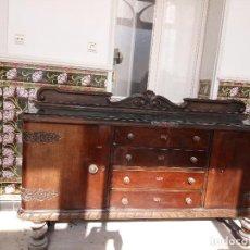 Antigüedades: PRECIOSO APARADOR ART DECO VINTAGE ANTIGUO. Lote 67028254