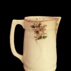 Antigüedades: ANTIGUA JARRA FLORES ADORNOS, MUY BONITA.. Lote 67041606