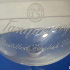 Antigüedades: COPA DE TANQUERAY ENGLISH GIN. Lote 67059042