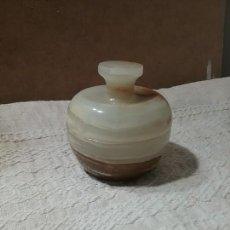 Antigüedades - CAJITA JOYERO MÁRMOL - 67068926