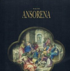 Antigüedades: CATÁLOGO DE ANTIGUEDADES ANSORENA NOVIEMBRE DE 2011 SUBASTA . Lote 67163533
