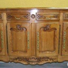 Antigüedades: BUFET LUIS XV, CEREZO. REF. 5918. Lote 67176177