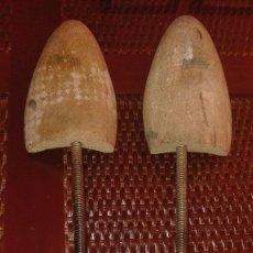 Antigüedades: PAREJA HORMAS ANTIGUAS. Lote 67191965