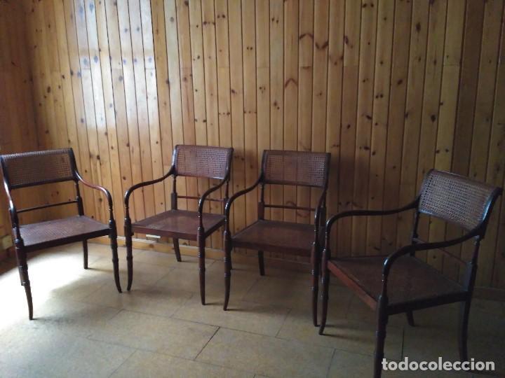 conjunto mesa comedor y sillas - Comprar Mesas Antiguas en ...