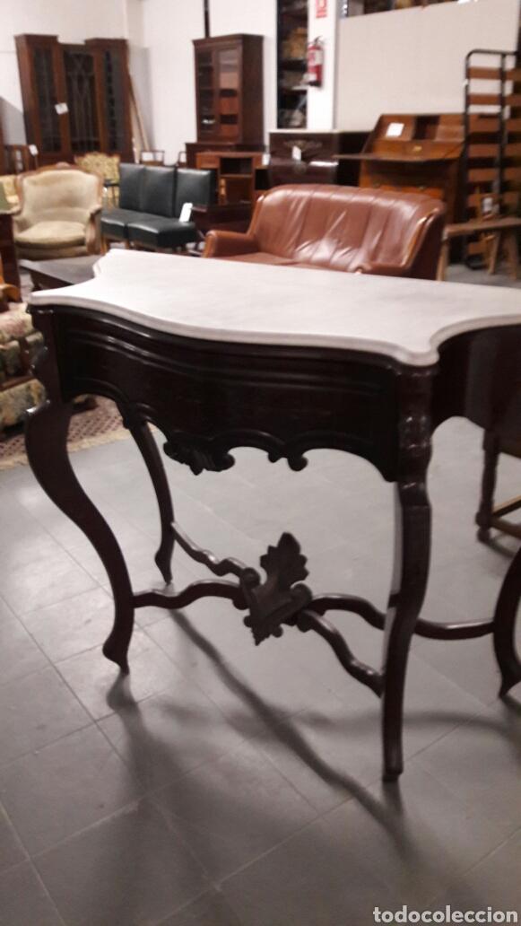 Consola isabelina comprar consolas antiguas en for Consolas antiguas muebles