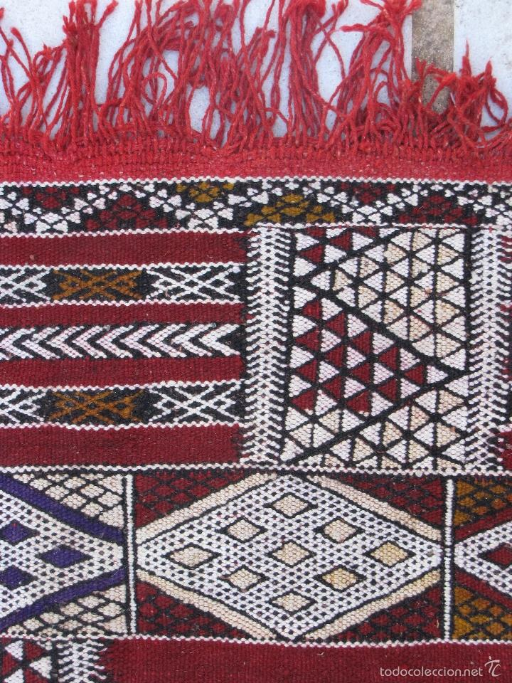 Antigüedades: Kilim bereber - Foto 4 - 67316749