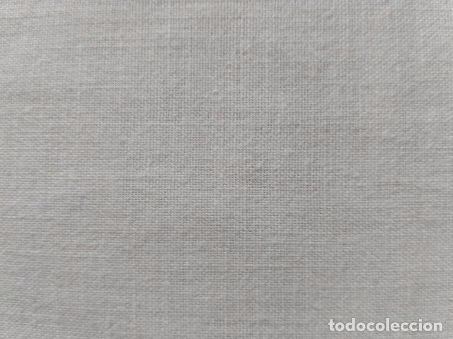 Antigüedades: ANTIGUA SABANA DE ALGODON FINO 300CM X 215CM - Foto 3 - 67397889