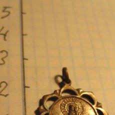 Antigüedades: MEDALLA DE PLATA , VIGEN DEL PILAR DEL XIX. Lote 67408473