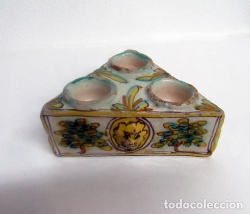 ESPECIERO S. XVIII (Antigüedades - Porcelanas y Cerámicas - Talavera)