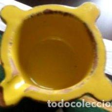 Antigüedades: MORTERO EN CERÁMICA ESMALTADA. Lote 67495641