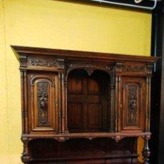 Antigüedades: GRAN BUFET/ ALACENA ALFONSINO MONASTERIO. REF. 5920. Lote 67186313