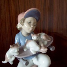 Antigüedades: FIGURA LLADRO DESCATALOGADA AÑO 1995. Lote 67573597