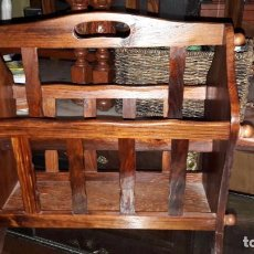 Antiquités: REVISTERO MADERA. Lote 67594453