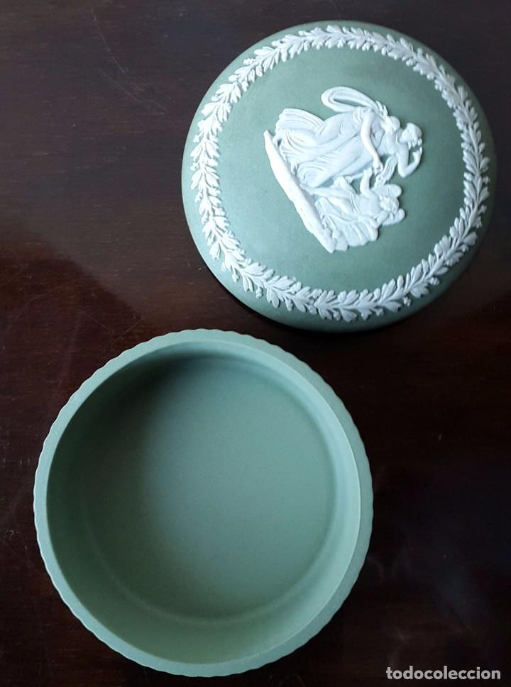 Antigüedades: Cajita de porcelana antigua Wedgwood - Foto 4 - 67598849