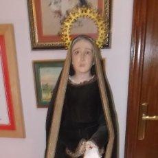 Virgen Dolorosa s. XIX