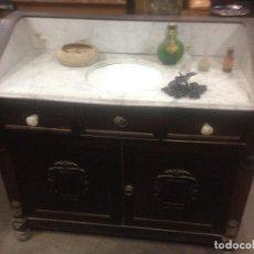 Antigüedades: TOCADOR DE NOGAL SIGLO XIX. Lote 67616801