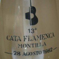 Antigüedades: CATAVINO CATA FLAMENCA N 13 MONTILLA 1982. Lote 67618141