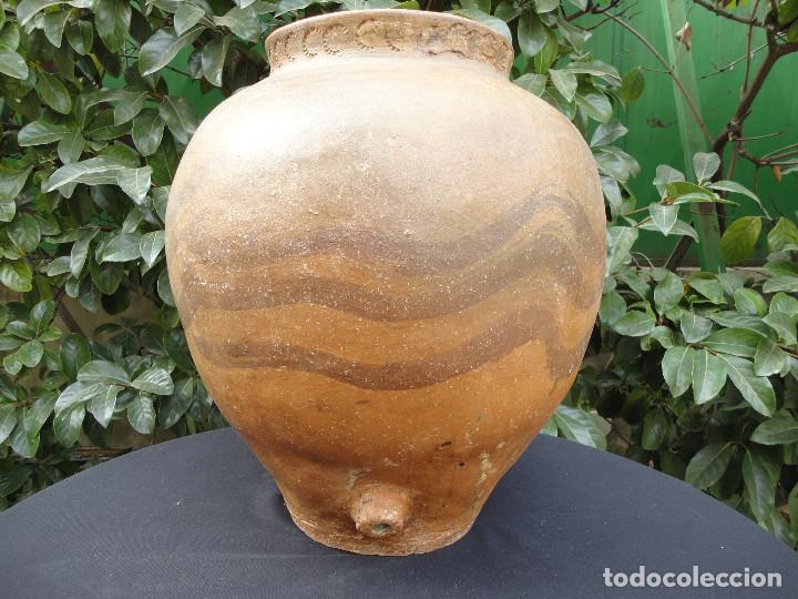 ALFARERÍA ARAGONESA: TINAJA DE CALANDA (Antigüedades - Porcelanas y Cerámicas - Otras)