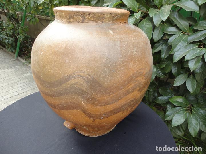 Antigüedades: Alfarería aragonesa: Tinaja de Calanda - Foto 5 - 67912889