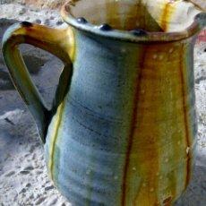 Antigüedades: JARRA CERÁMICA VIDRIADA. Lote 67964305