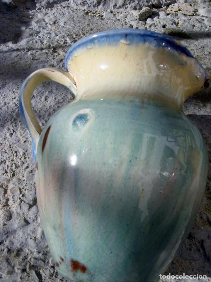 Antigüedades: Jarra cerámica. - Foto 2 - 67964549