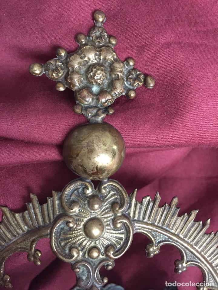 Antigüedades: Corona virgen - Foto 5 - 75504799