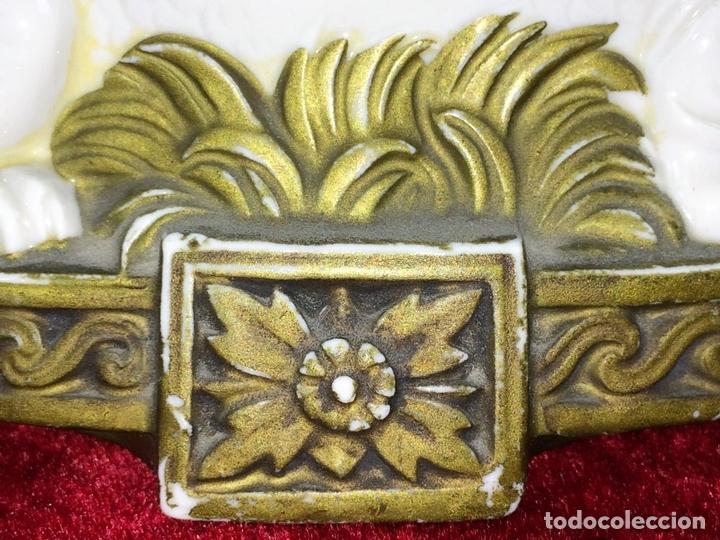 Antigüedades: BOMBONERA EN PORCELANA. ESTILO ART DÉCO. ALEMANIA(?). CIRCA 1920 - Foto 9 - 68037337