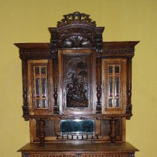 Antigüedades: GRAN BUFET ALFONSINO. REF. 5943. Lote 68059117