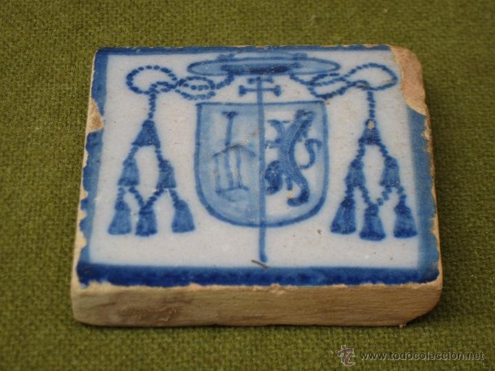 Azulejo antiguo de talavera de la reina toled comprar - Azulejos reina ...