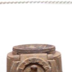 Antigüedades: ANTIGUA ESTUFA MARCA RAYO HIERRO FUNDIDO PEQUEÑA PARA DECORACION. Lote 68149941