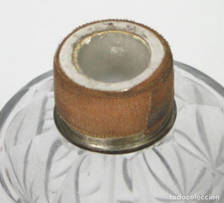 Antigüedades: JUEGO DE TOCADOR. 8 PIEZAS. PLATA 925. ART DECO. ESPAÑA. PRINCIPIOS SIGLO XX. - Foto 5 - 53369408