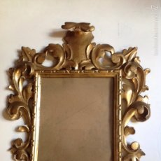 Antigüedades: CORNUCOPIA PAN DE ORO. Lote 68228109