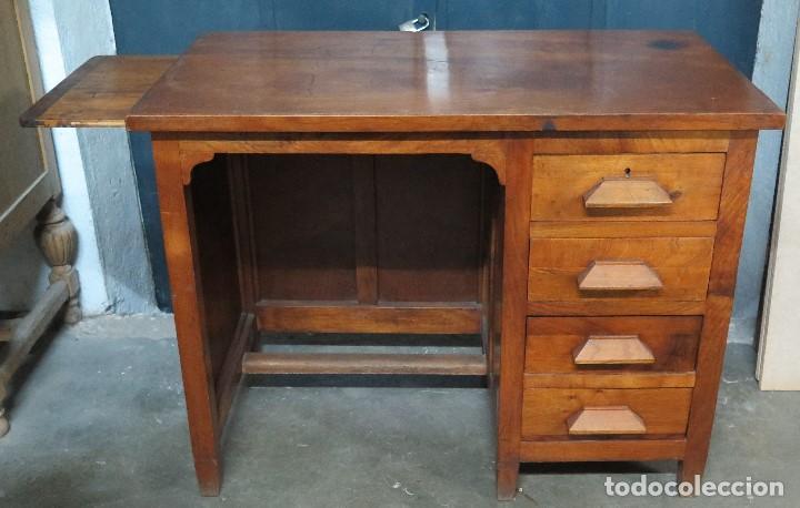 antigua y bonita mesa escritorio de oficina. pp - Comprar Mesas ...