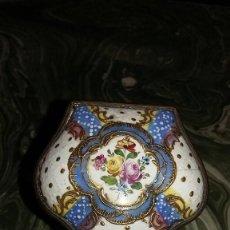 Antigüedades: CAJA PARA RAPÉ SNUFFBOXES SIGLO XVIII INGLATERRA. Lote 68262801