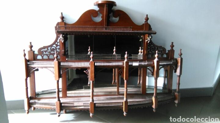 Antigüedades: Mueble juguetero antiguo XVIII o XIX - Foto 2 - 68324927