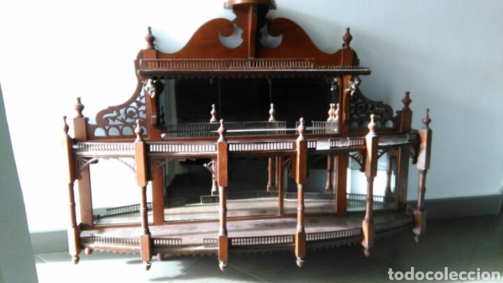 Antigüedades: Mueble juguetero antiguo XVIII o XIX - Foto 3 - 68324927