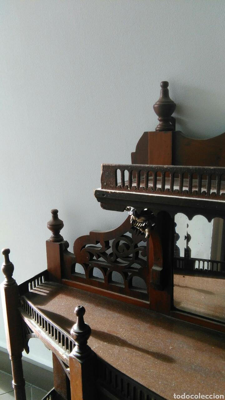 Antigüedades: Mueble juguetero antiguo XVIII o XIX - Foto 6 - 68324927