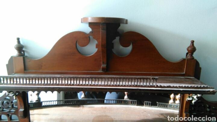 Antigüedades: Mueble juguetero antiguo XVIII o XIX - Foto 7 - 68324927