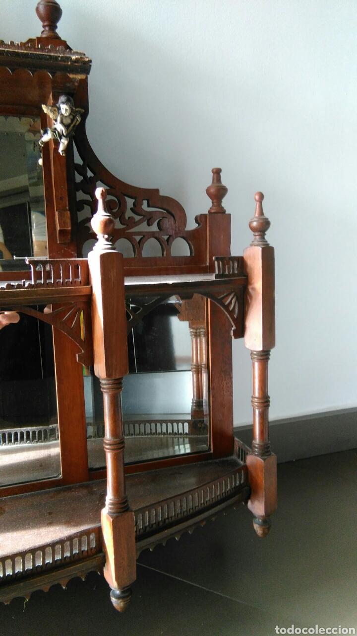 Antigüedades: Mueble juguetero antiguo XVIII o XIX - Foto 8 - 68324927