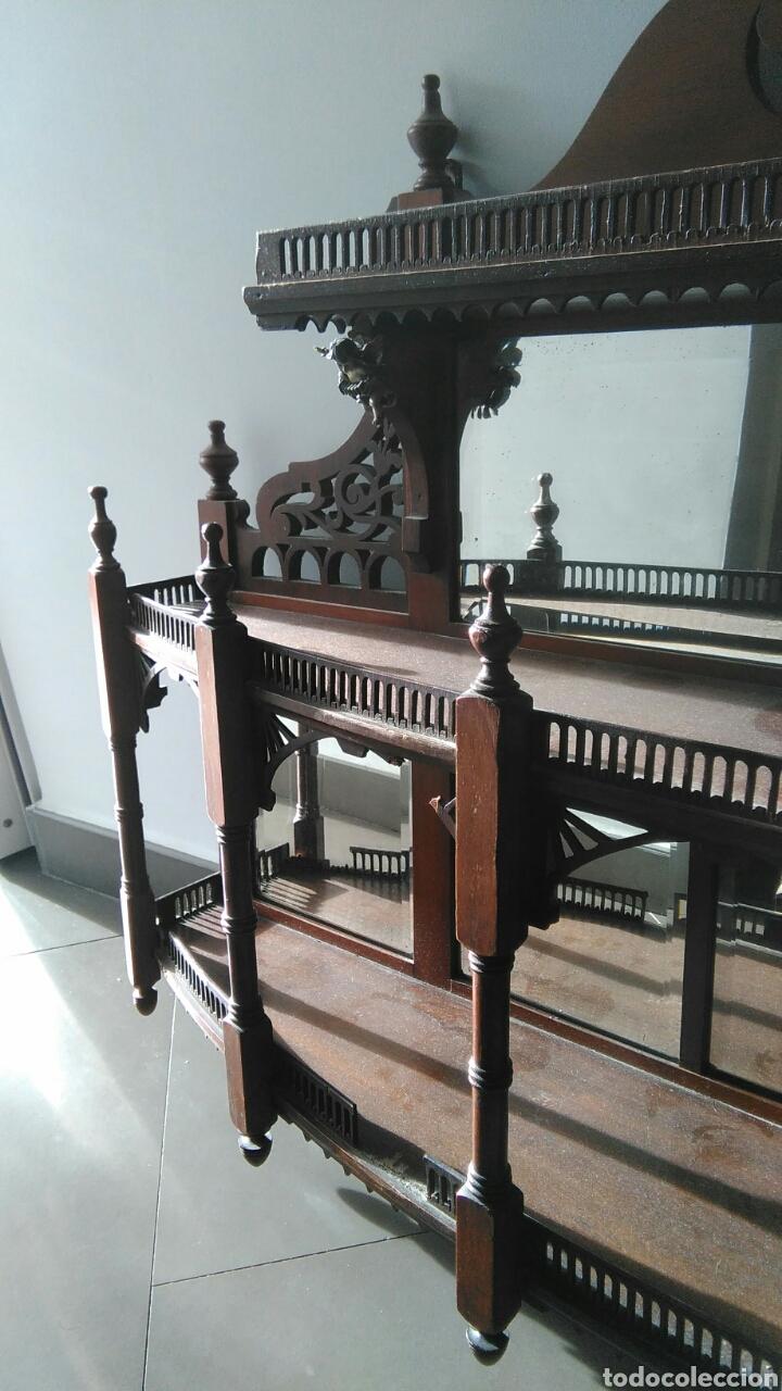 Antigüedades: Mueble juguetero antiguo XVIII o XIX - Foto 9 - 68324927