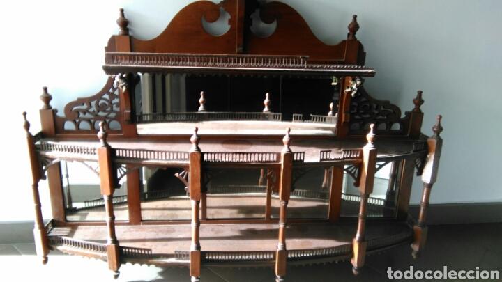 Antigüedades: Mueble juguetero antiguo XVIII o XIX - Foto 15 - 68324927
