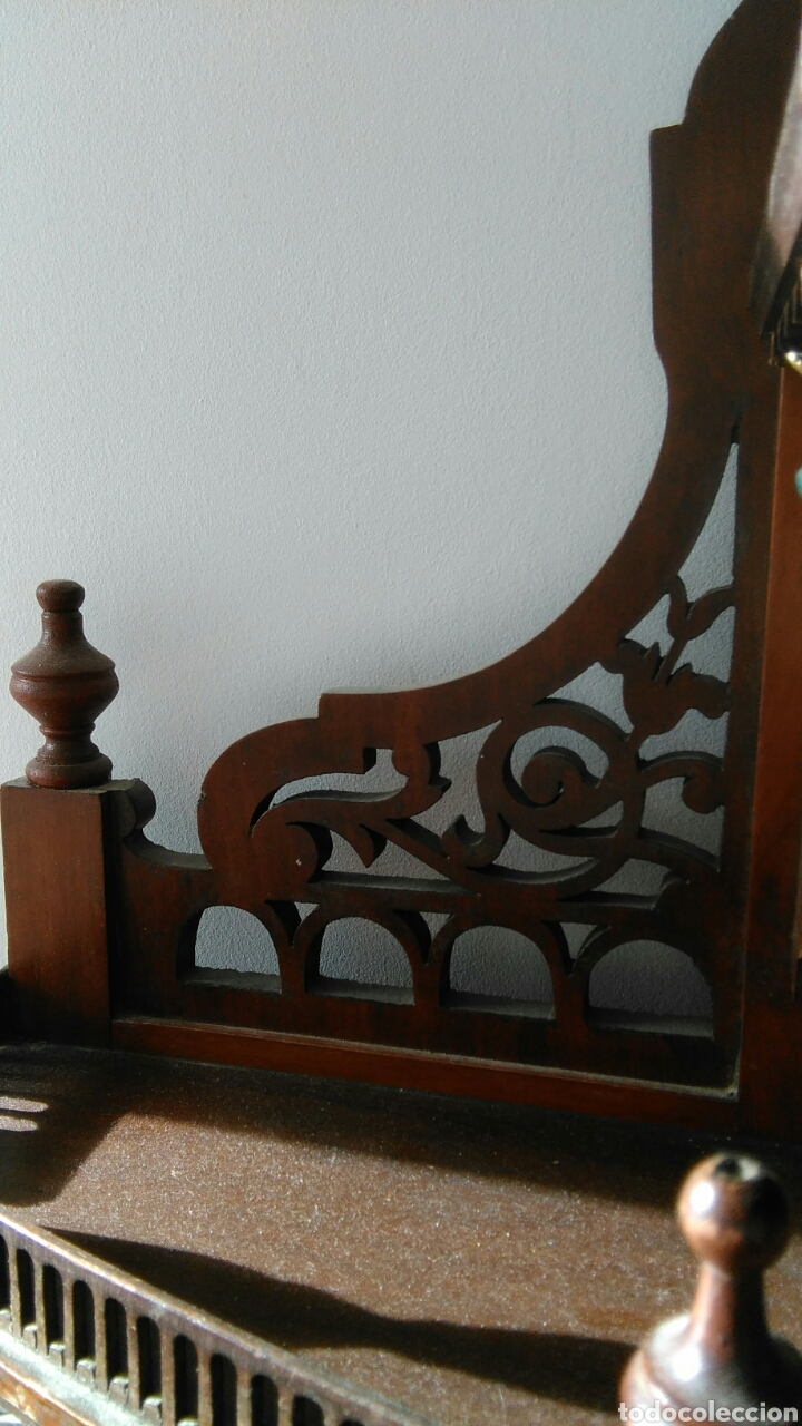 Antigüedades: Mueble juguetero antiguo XVIII o XIX - Foto 16 - 68324927