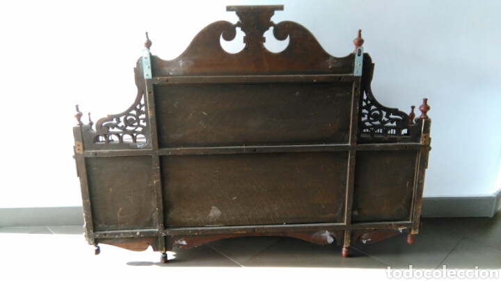 Antigüedades: Mueble juguetero antiguo XVIII o XIX - Foto 18 - 68324927